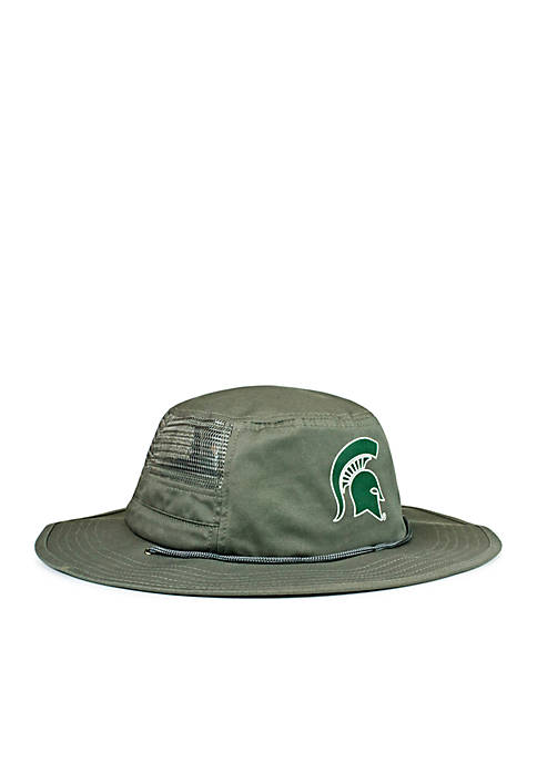 Cowbucker Michigan State Spartans Boonie Hat