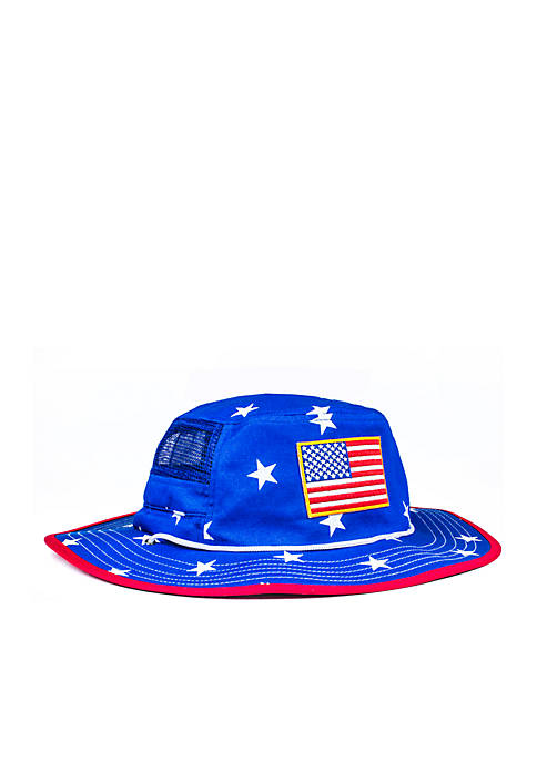 Cowbucker The Stars and Stripes Boonie