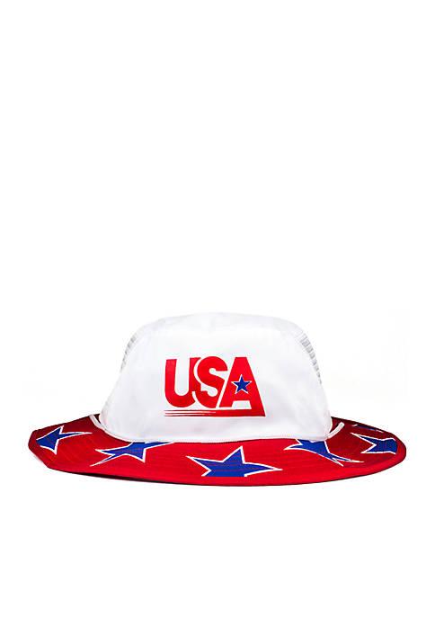 Cowbucker America Mesh Boonie Bucket Hat