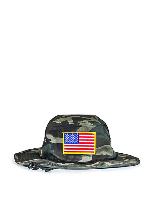 Cowbucker The O Say Camo See Boonie Hat