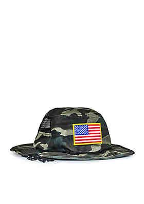 68affb50eb2df ... Cowbucker The O Say Camo See Boonie Hat