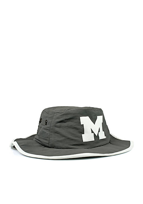 Cowbucker Michigan Wolverines Waterproof Boonie Hat