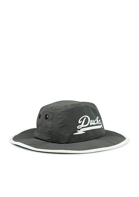Cowbucker Oregon Ducks Waterproof Boonie Hat