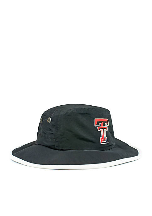 Cowbucker Texas Tech Red Raiders Waterproof Boonie Hat