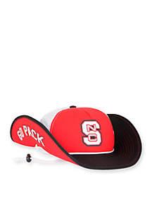 NC State Wolfpack Classic Mesh Bucker Hat