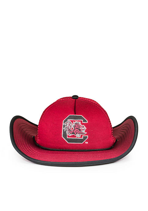 Cowbucker South Carolina Gamecocks Spirit Mesh Bucker Hat