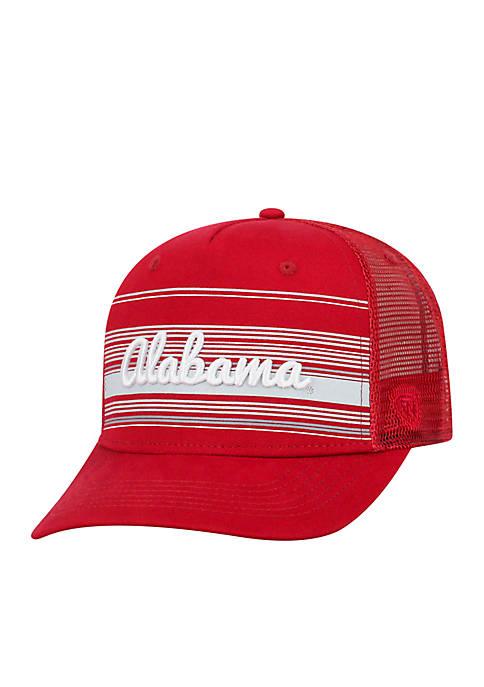 Alabama Crimson Tide 2 Iron Adjustable Hat