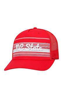 NC State Wolfpack 2 Iron Adjustable Hat