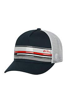 Ole Miss Rebels Augie Adjustable Hat