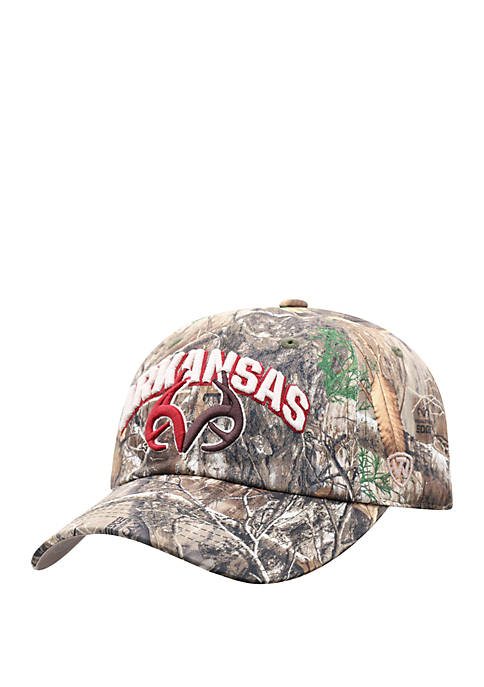 Top Of The World Arkansas Razorbacks Burrow Camouflage