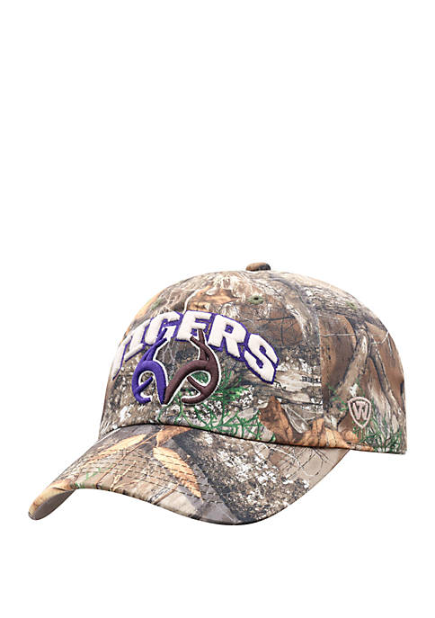 Top Of The World LSU Tigers Burrow Camouflage