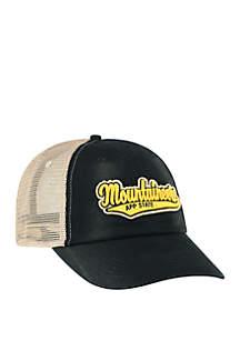 Appalachian State Snapback Hat