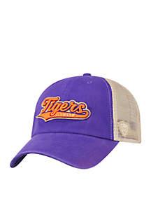 Clemson Tigers Club Mesh Snapback Hat