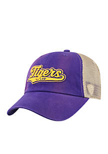 LSU Tigers Club Mesh Snapback Hat