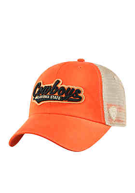 01aa6367d92 Top Of The World Oklahoma State Cowboys Club Mesh Snapback Hat ...