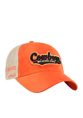 5b5d08dd63b ... Top Of The World Oklahoma State Cowboys Club Mesh Snapback Hat