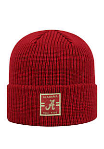 Alabama Crimson Tide Incline Beanie Hat