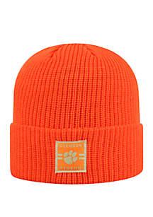 Clemson Tigers Incline Knit Hat