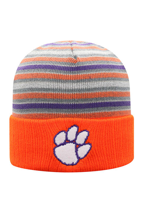 Top Of The World NCAA Clemson Tigers Beanie