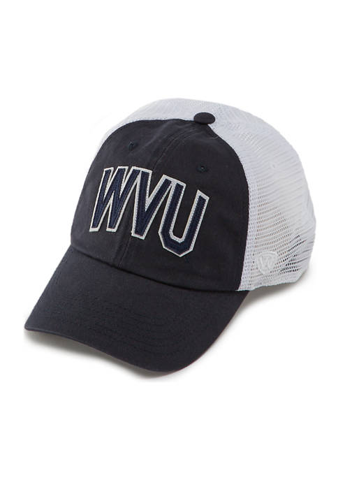 Top Of The World NCAA WVU Mountaineers Trucker