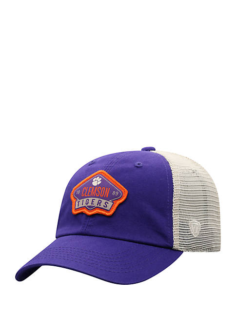Top Of The World Clemson Tigers Nitty Trucker