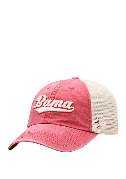 Alabama Crimson Tide Mesh Trucker Hat