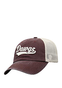 e7810756190 ... Top Of The World Mississippi State Bulldogs Trucker Mesh Cap