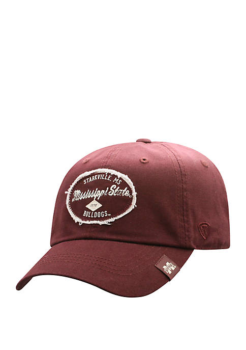 Top Of The World Mississippi State Bulldogs Tatter