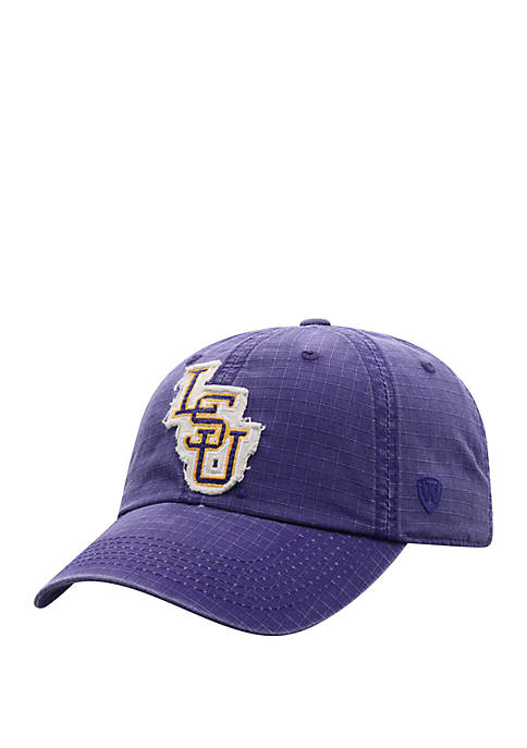 Top Of The World LSU Tigers Wave Logo