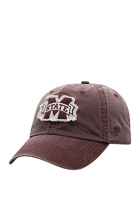 Top Of The World Mississippi State Bulldogs Wave