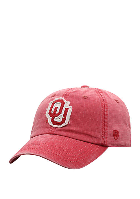 Top Of The World Oklahoma Sooners Wave Logo
