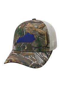 Kentucky Wildcats Yonder Camo Baseball Hat