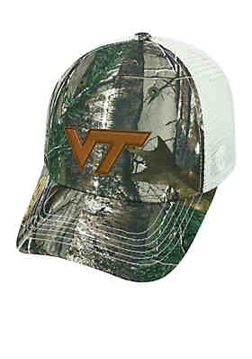 buy online 53448 1a173 ... wholesale top of the world virginia tech hokies yonder camo hat d2e31  0625a