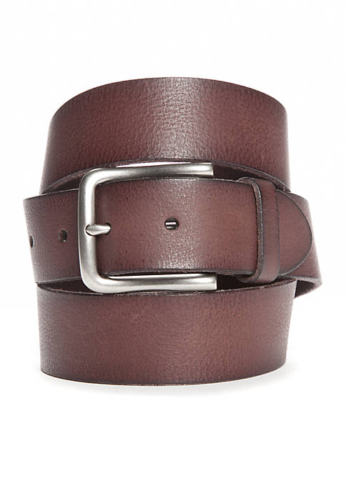 Crown & Ivy™ Cut Edge Jean Belt