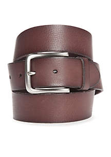 Cut Edge Jean Belt