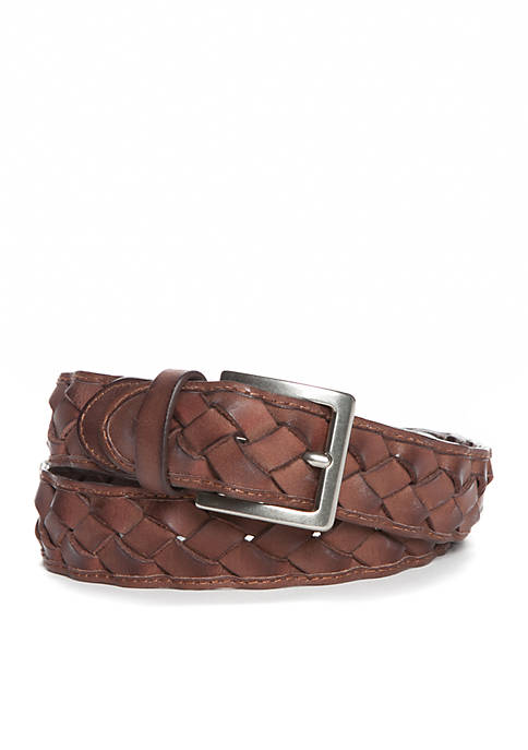 Crown & Ivy™ Braid belt