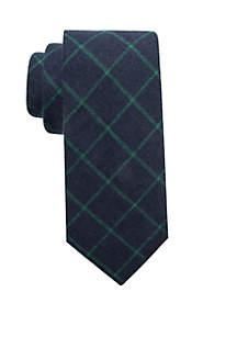 Baxter Grid Necktie