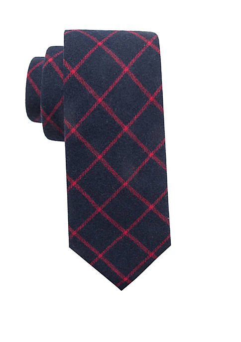 Crown & Ivy™ Baxter Grid Necktie