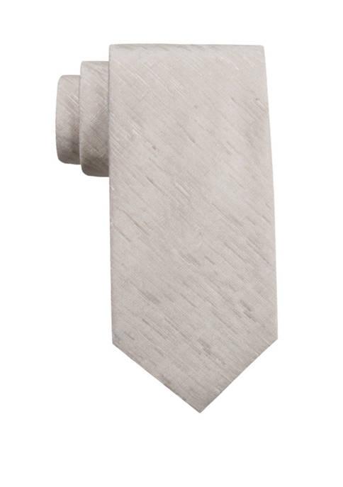 Crown & Ivy™ Summer Solid Tie