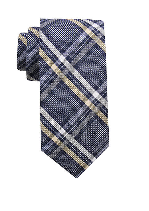 Crown & Ivy™ Corvallis Plaid Necktie