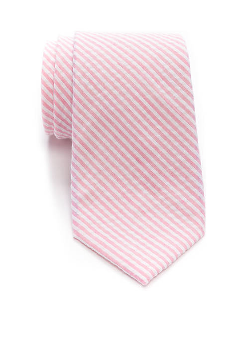 Crown & Ivy™ Eagle Stripe Tie