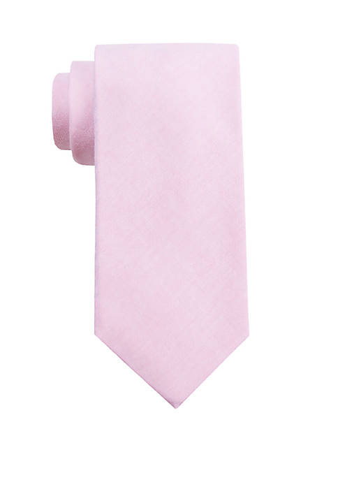 Crown & Ivy™ Edmond Solid Tie