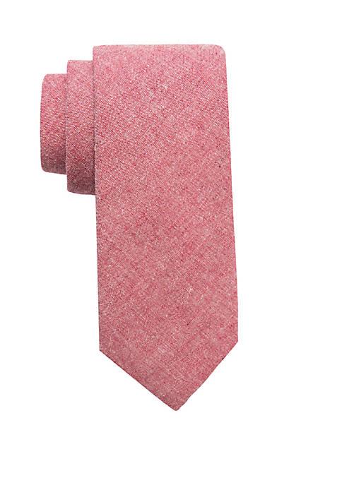 Edmond Solid Tie