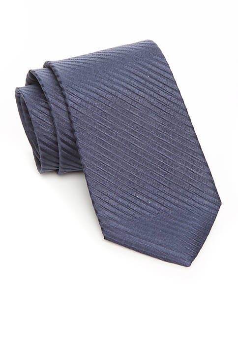 Crown & Ivy™ Grange Textured Solid Tie