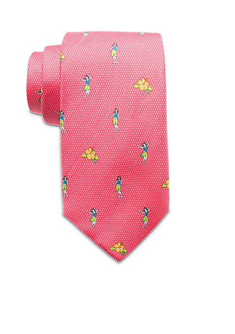 Crown & Ivy™ Dancing Hula Necktie