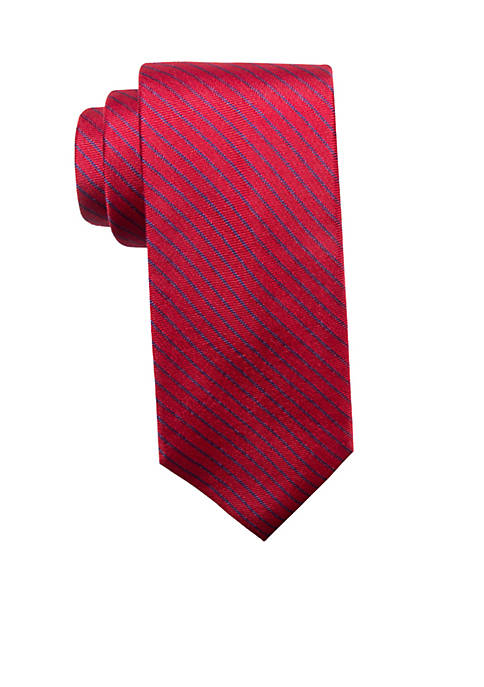 Crown & Ivy™ Sean Stripe Tie