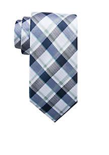 Williams Plaid Neck Tie