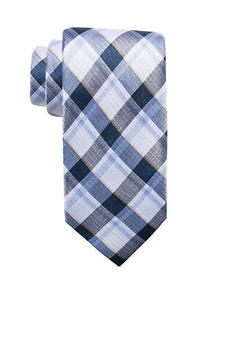 Crown & Ivy™ Williams Plaid Neck Tie