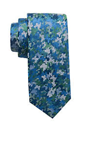 Crown & Ivy™ Abstract Floral Tie