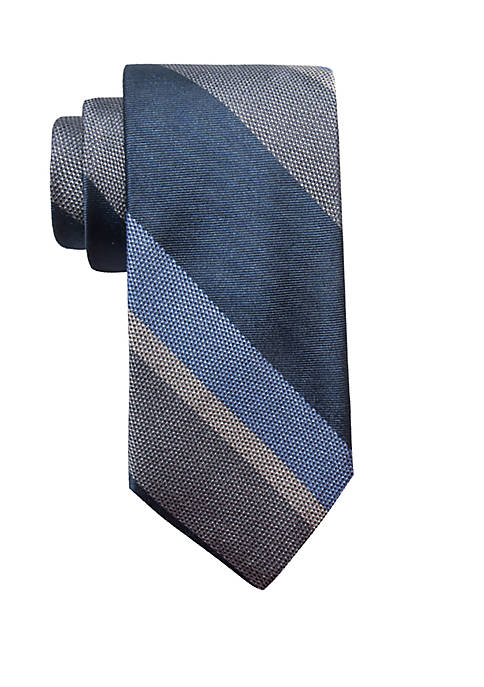 Crown & Ivy™ Bulford Stripe Necktie